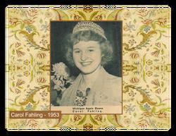 Carol Fahling - 1953