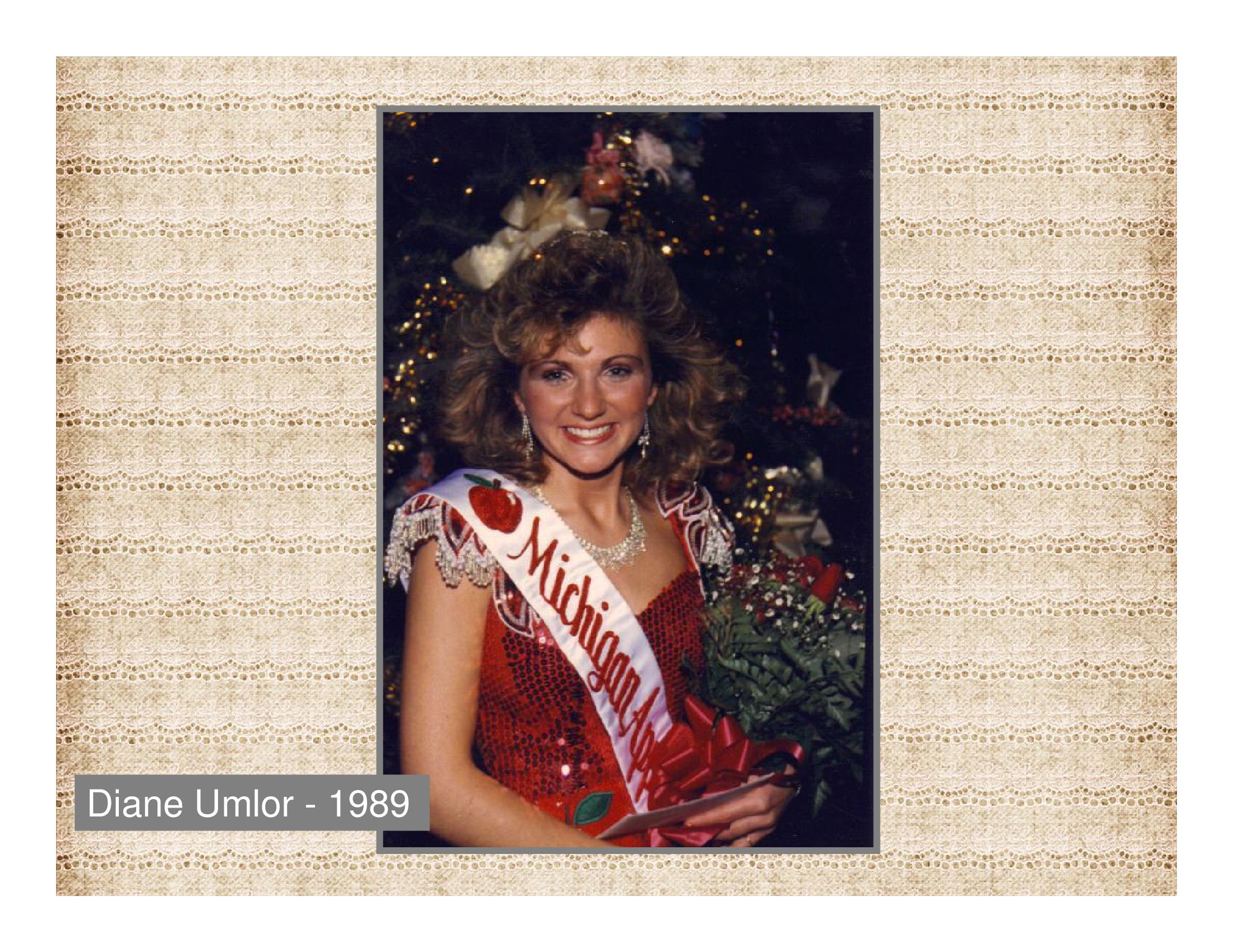 Diane Umlor - 1989