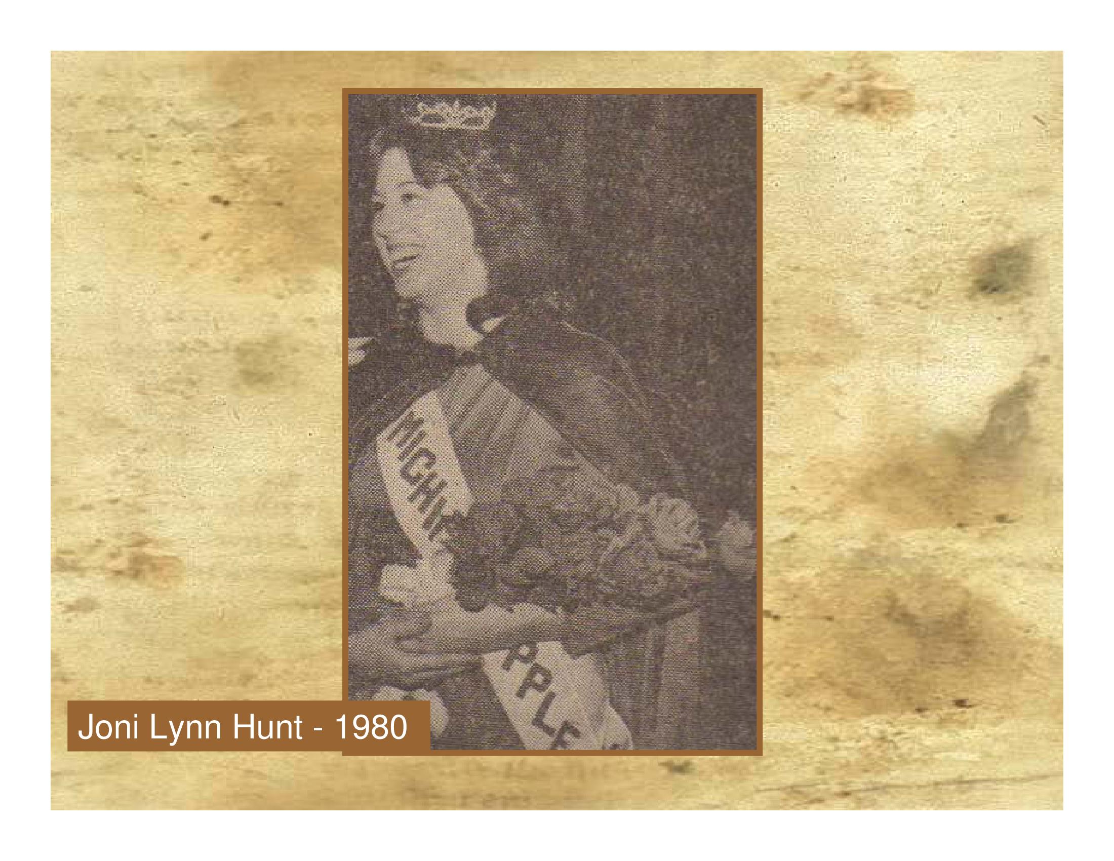 Joni Lynn Hunt - 1980