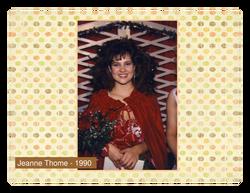 Jeanne Thome - 1990