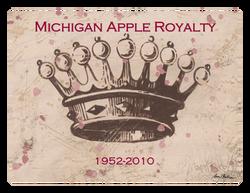 Apple Queen Royalty