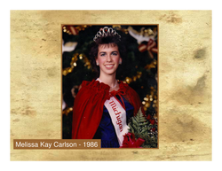 Melissa Kay Carlson - 1986