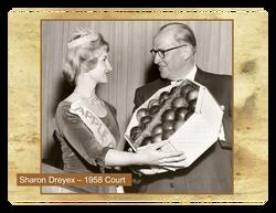 Sharon Dreyex - 1958 Court