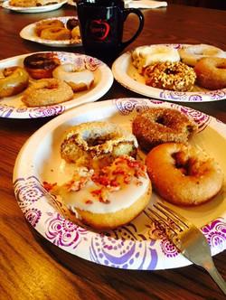 Doughnut Contest