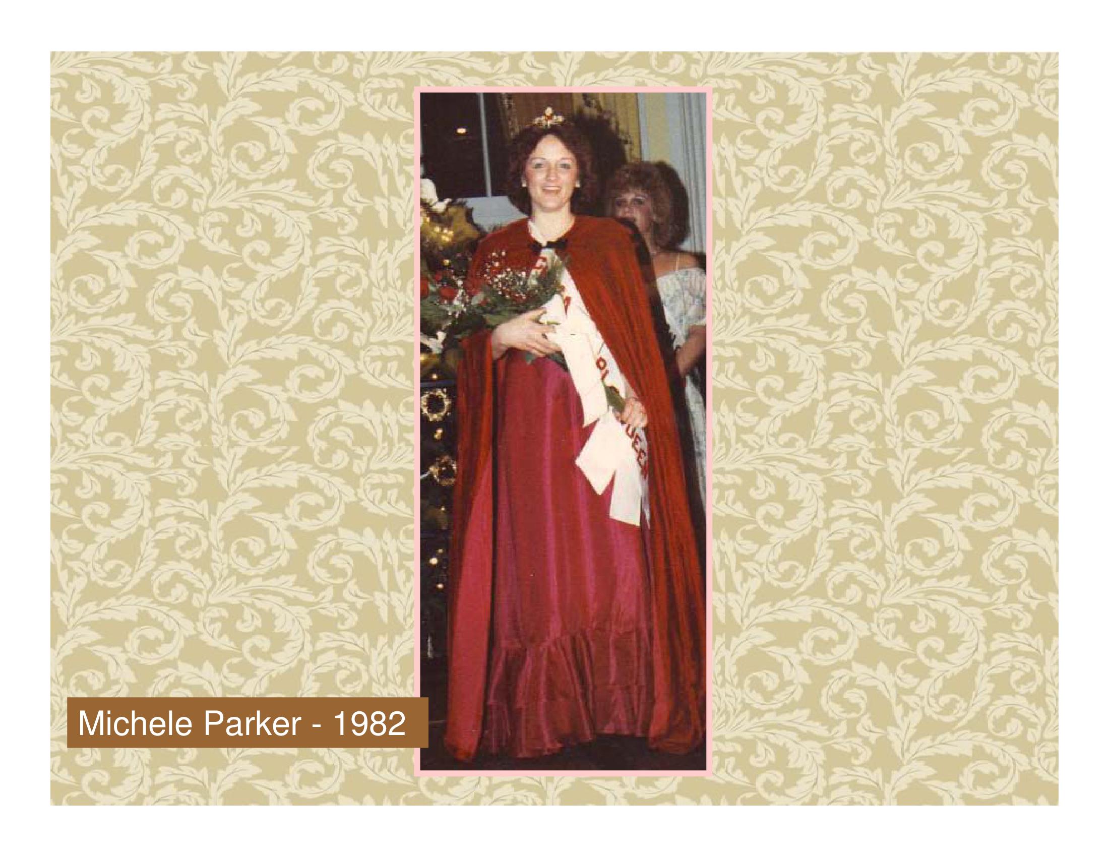 Michele Parker - 1982