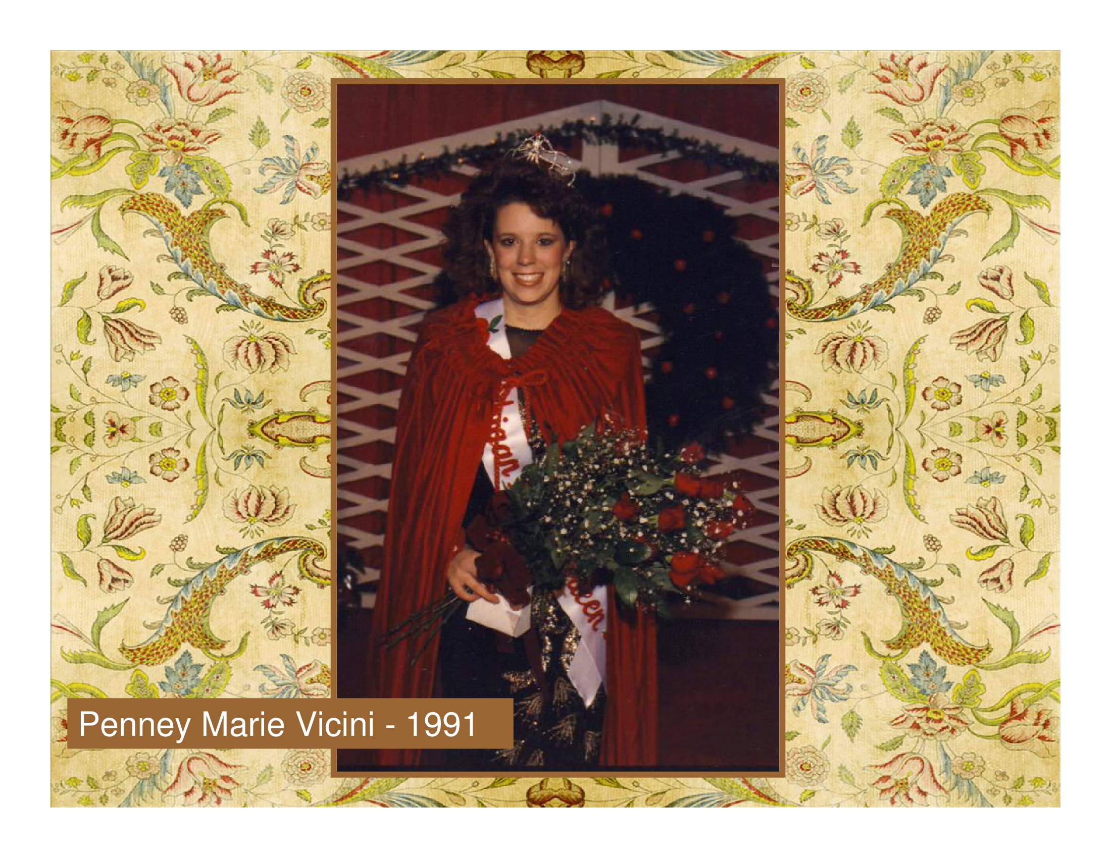 Penney Marie Vicini - 1991