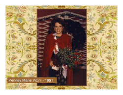 Penney Marie Vicini - 1991