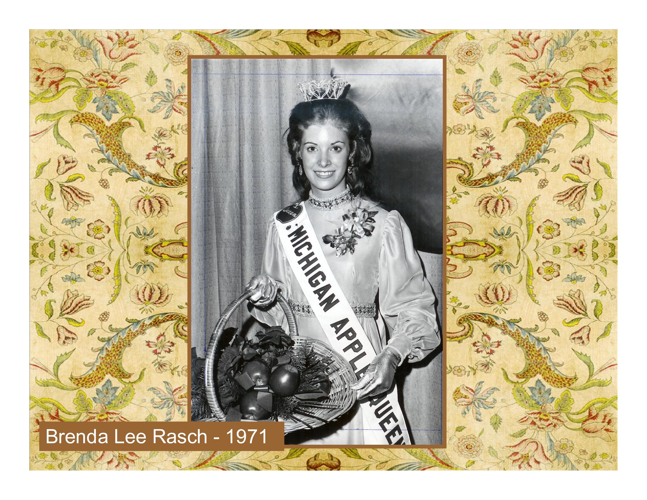 Brenda Lee Rasch - 1971