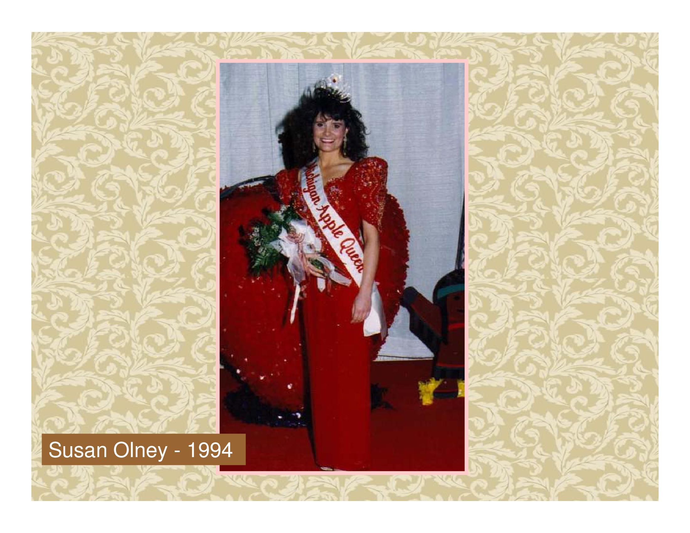 Susan Olney - 1994