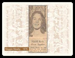 Maggie Mawby - 1976