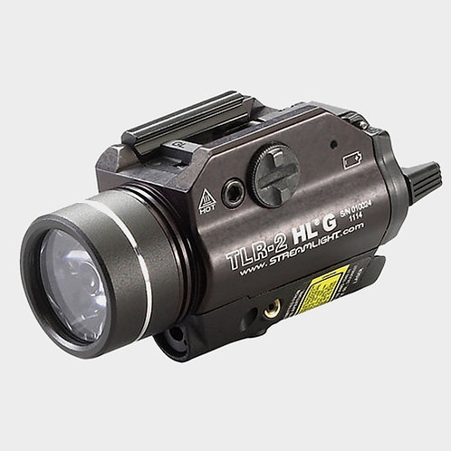 Streamlight TLR-2 Tactical Weapon Flashlight w/ Laser Sight