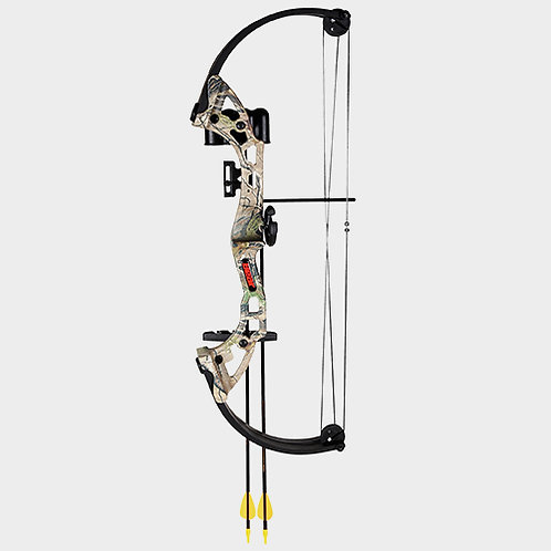 Bear Archery Brave Camo Bow