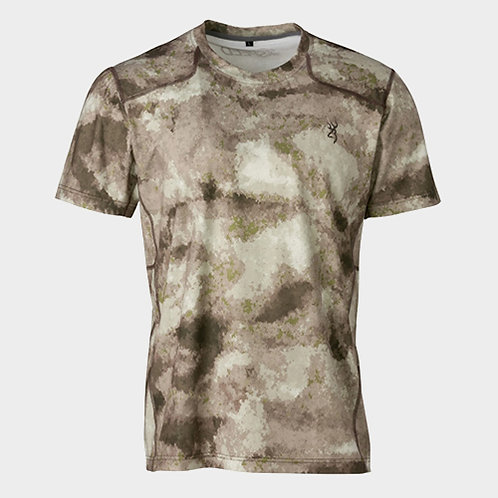 Browning Hell's Canyon Speed Plexus Mesh Shirt (Short Sleeve)