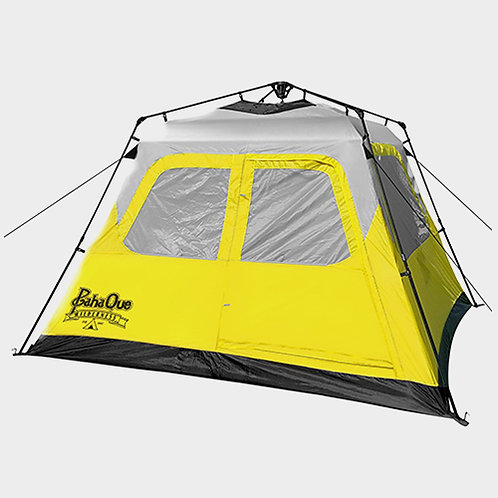 PahaQue Basecamp Quick Pitch Tent (Sleeps 6)