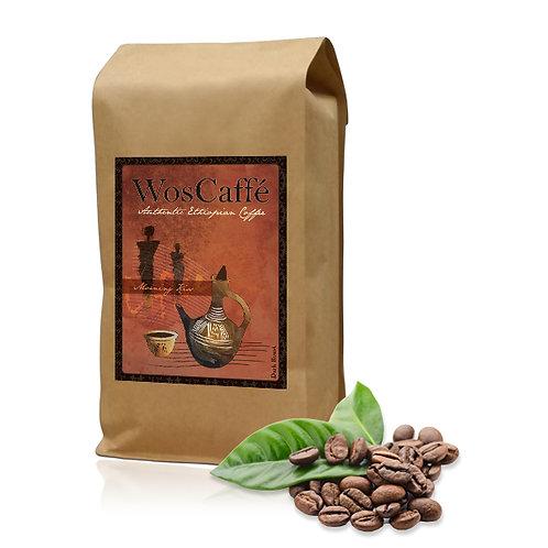 Morning Kiss - Roasted Sidamo Coffee Beans