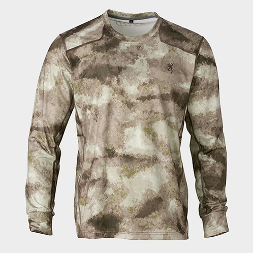 Browning Hell's Canyon Speed Plexus Mesh Shirt (Long Sleeve)