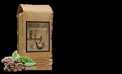 Dark Roast Organic Yirgacheffe Coffee