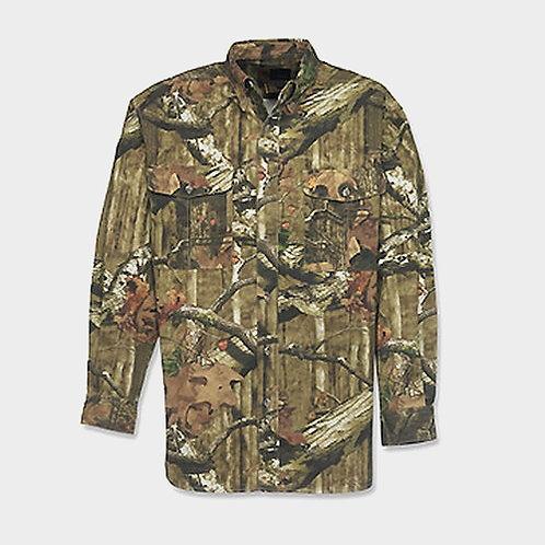 Browning Wasatch Mossy Oak Shirt (Long Sleeve)