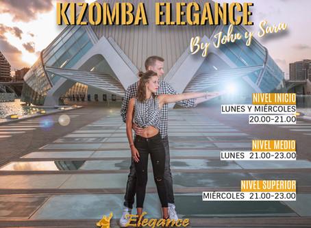 ¿Bailamos Kizomba?