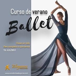 Curso intensivo de Ballet