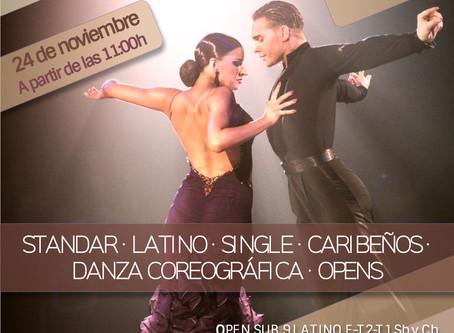 El día 24 de Noviembre tenemos EVENTO en Alicante