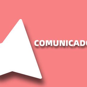 Comunicado importante