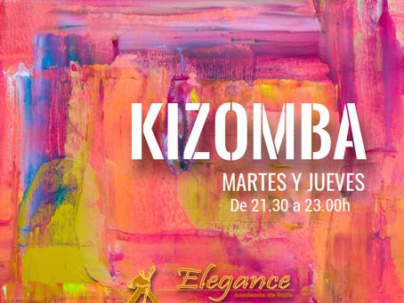 ¿Quieres aprender Kizomba?