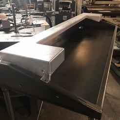 Retro keyboard stand