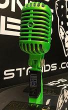 shure custom microphone