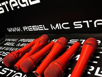 microphone customisation