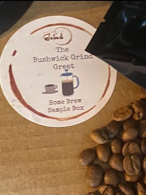 Home Brew Sample Box
