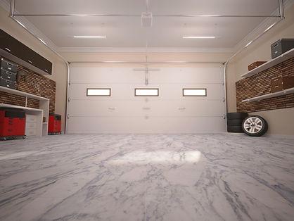 Epoxy Flake Garage Floor Coating Systems