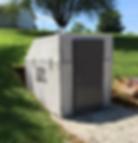 concrete storm shelters