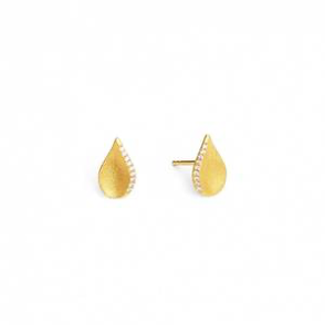 Bernd Wolf's Aqua Design Line Earrings