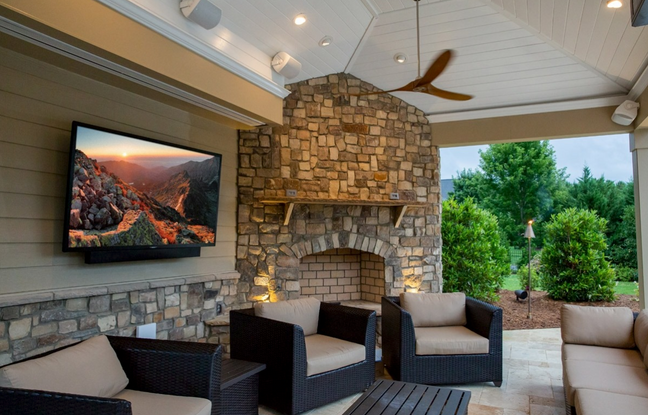 home tv wall installation service