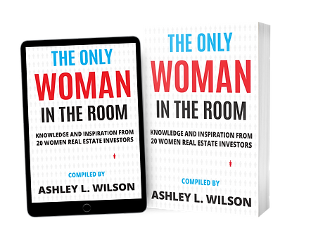 Female Real Estate Investment Advice - The Only Woman in the Room
