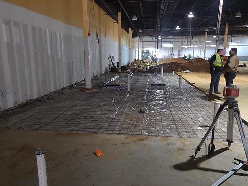 Concrete Construction Pennslyvania