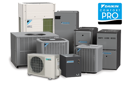 comfort pro air conditioning units