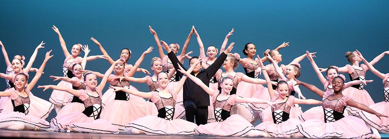 beginner to advanced dance classes for kids Kent