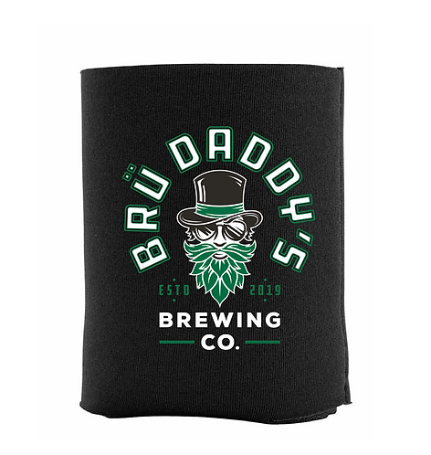 Brü Daddy's Insulated Can Holder