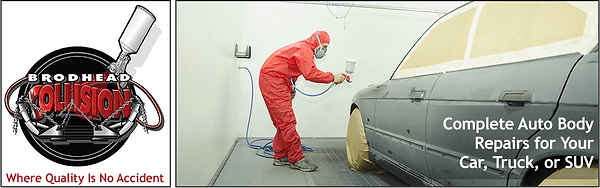 complete auto body repair brodhad wi