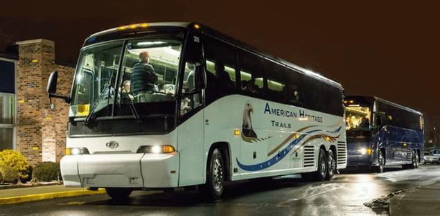bus service to casinos