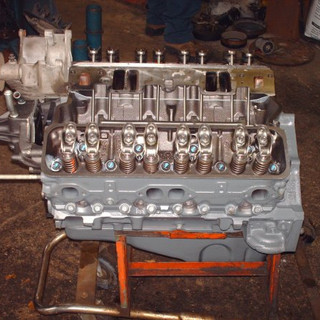 This is the replacement engine.