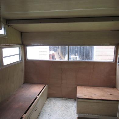 Camper Restoration Before - 3