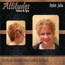 women's short hair styles