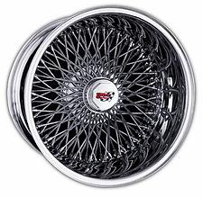 Dayton Wire Wheels Triple Cross Lace Wire Wheel