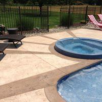 pool patio resurfacing