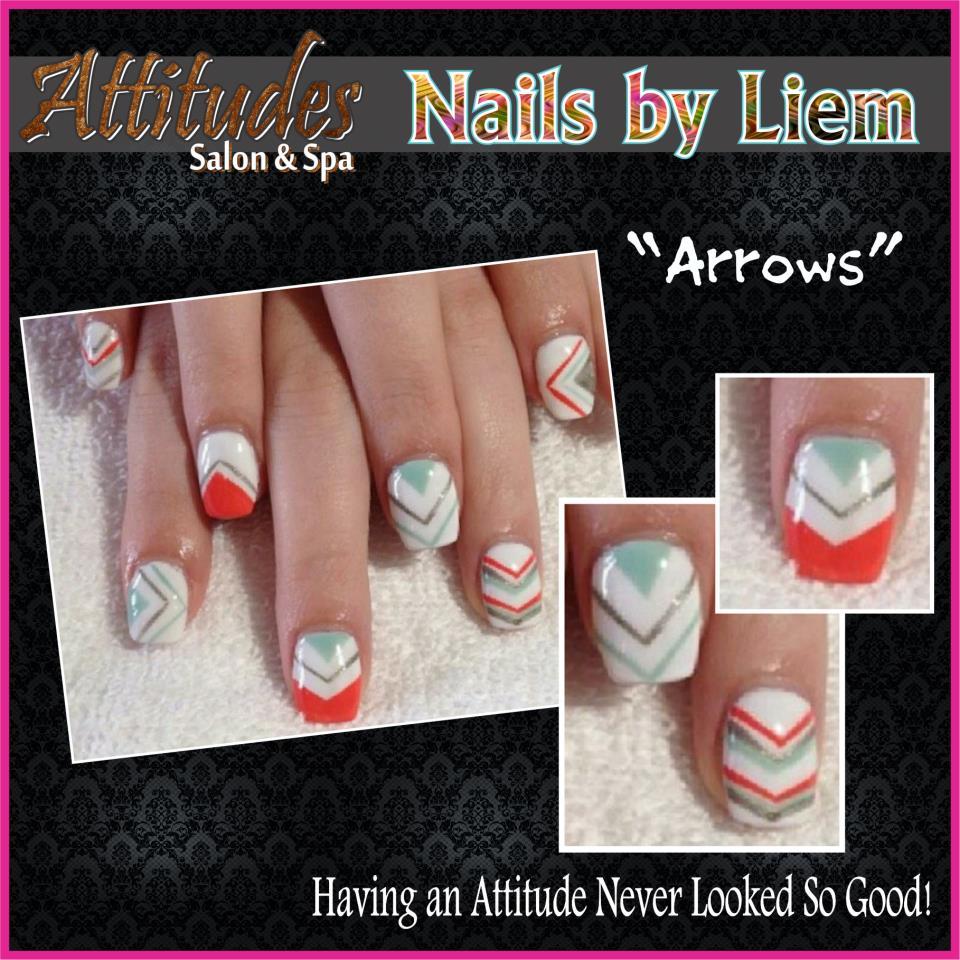 nail salon styles