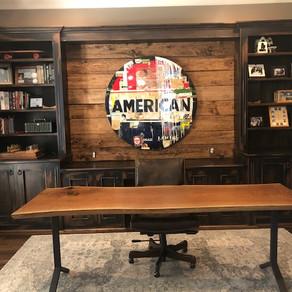 New Office / Music Room!