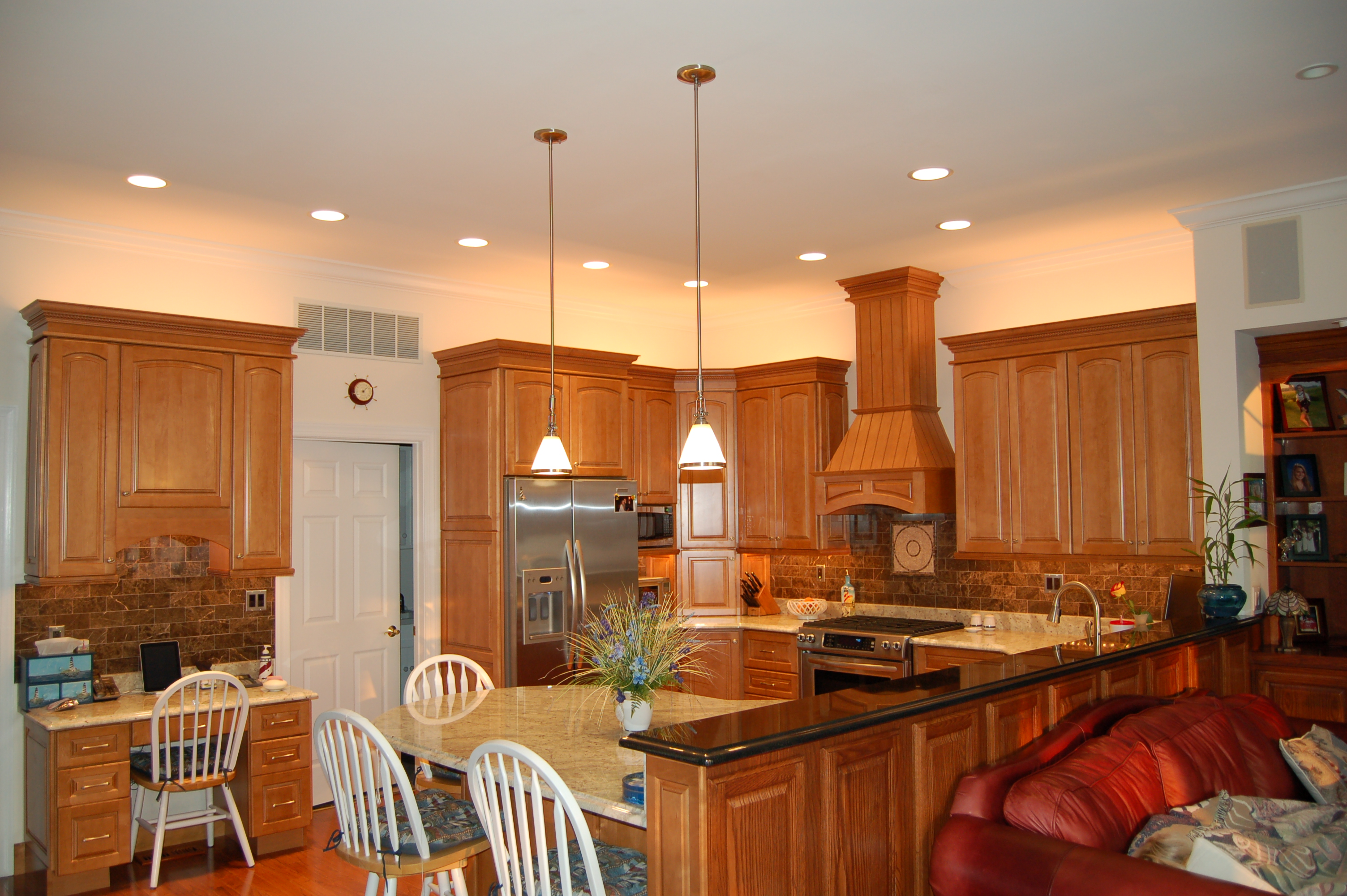 kitchen lighting electrician Baltimore md